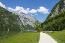 Koenigssee, Berchtesgaden, Bavaria, Germany