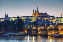 Prague Castle And St. Vitus Ca...