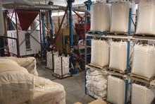 Grains In Bulk Bags