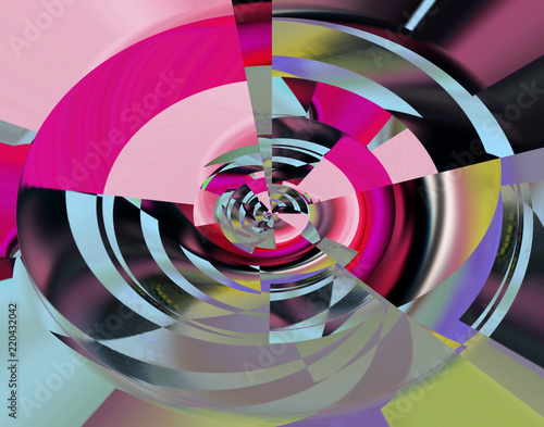 Fotografía  Abstraction. Graphic arts. Painting. Abstract. Art