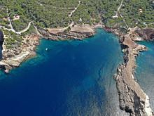Aerial View Of Punta Galera, I...