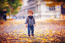 Cute Redhead Toddler Baby Boy ...