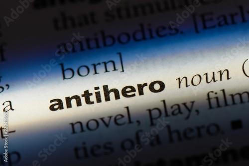Valokuva antihero