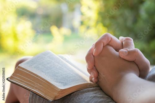 Christian worship and praise Slika na platnu