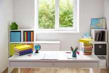 Colourful Children Rooom With ...