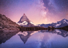 Matterhorn And Reflection On T...