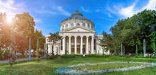 Panorama Of The Romanian Athen...
