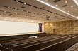 Big empty modern meeting,seminar,conference room