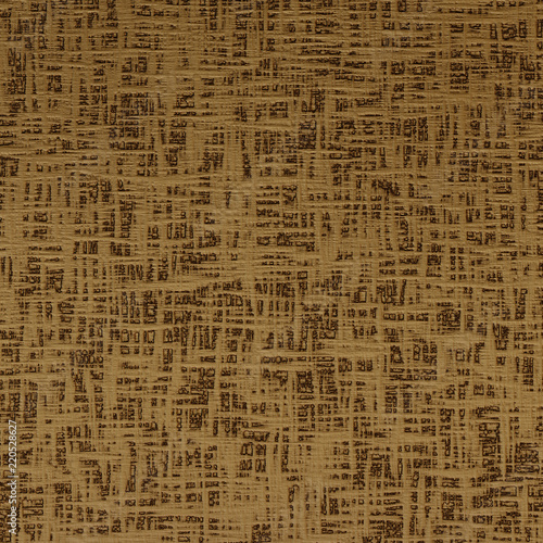 Printed kitchen splashbacks Newspapers Brown textured background. Imitation of a wooden surface