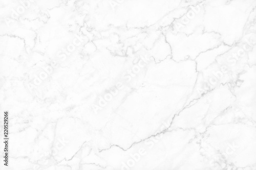 white gray marble texture background with detail structure high resolution, abstract  luxurious seamless of tile stone floor in natural pattern for design art work. - 220529266