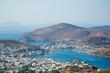 Skala Village of Patmos Island