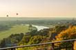 Blick auf Dresden vom Luisenhof