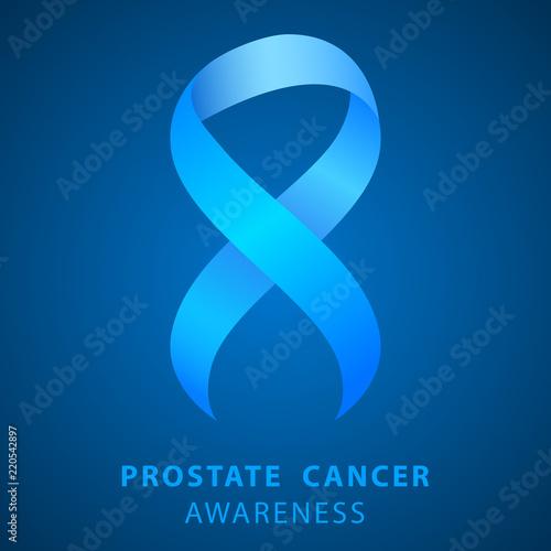 b0b7d3e454a Prostate cancer awareness. Blue ribbon. Men's health - Buy this ...