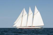 Schooner Windjammer Sailing Ve...