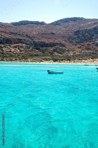 Papiers peints Turquoise Greece and crete landscape paysages de crete