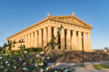 Parthenon In Nashville Tennessee