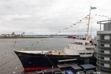 Le Britannia, Le Yacht Royal B...