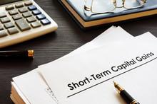 Documents About Short Term Cap...