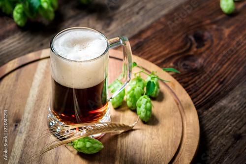 Aluminium Prints Beer / Cider Bier - Alkohol - Spirituosen - Getränk - Hopfen - Gerste - Stutzen- Seidel - Kanne - Glas