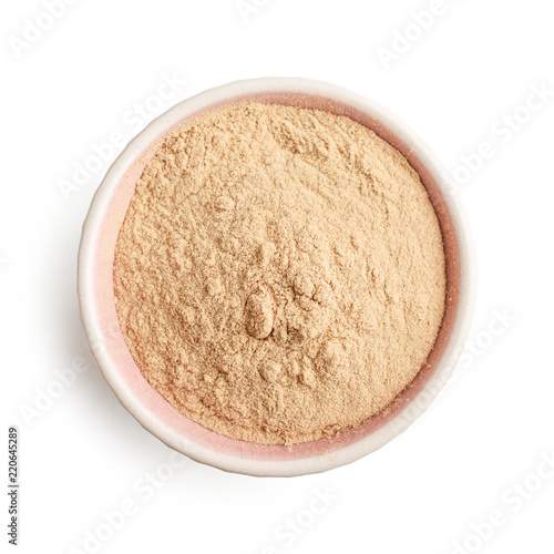 Fotografia Bowl of baobab powder