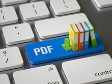 Pdf Key On The Keyboard, 3d Re...