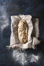 Wholegrain Dough For Stollen