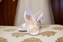 White High Heel Stilleto