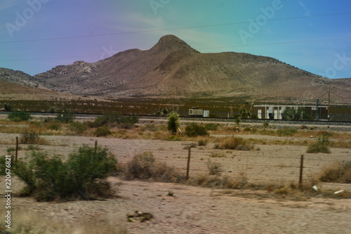 Las Cruces N.M. to Tucson A.Z. Miles of open desert - for sale CHEAP!