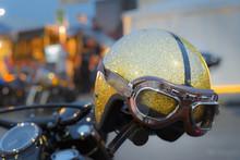Casco Da Moto Biker