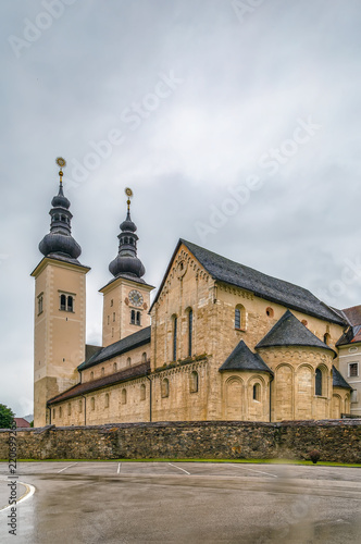 Fotografie, Tablou  Gurk Cathedral, Austria