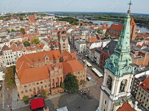 Town Hall in Torun, Poland © Tomasz Warszewski
