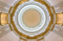 Georgia State Capitol Rotunda ...