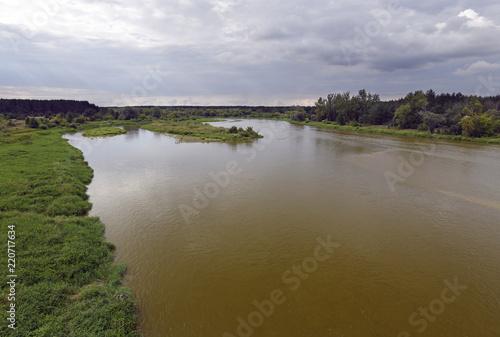 Foto  Bug (Westlicher Bug) - Flusslauf in Polen