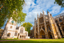 Westminster Abbey Church In Lo...