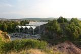 Kadzielnia - widok na amiteatr, Kielce, świętokrzyskie