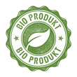 Bio Produkt Stempel