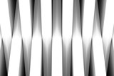 black and white crosshire abstract background 3d illustration
