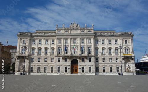 Photo Piazza Unita d Italia, Trieste, Italy