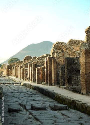 Fotografia  Pompeje, Włochy