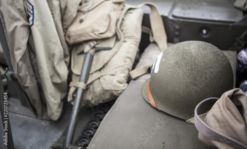 Valokuvatapetti world war 2