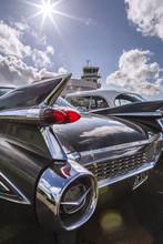 Cadillac Fleetwood 59 Tail Light.