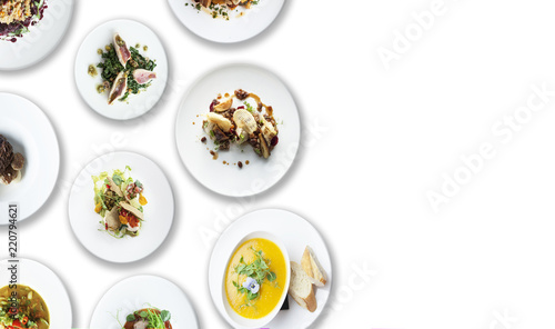 Fototapeta amazing food obraz