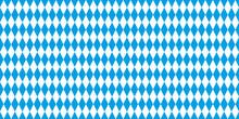 Bavaria Flag Background Blue A...
