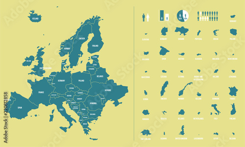 Fototapeta europa obraz