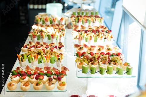 Fotografie, Obraz  delicious snack food