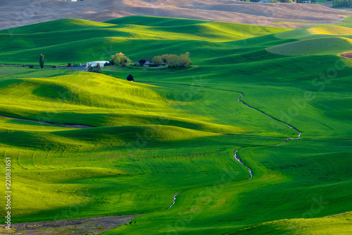 Recess Fitting Green The Palouse