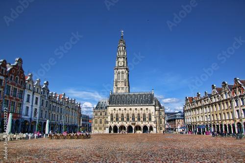 Fotobehang Noord Europa Arras