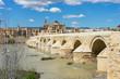 Puente romano de Córdoba, Andalucía, España