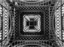 Underneath The Eiffel Tower Bl...