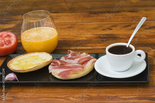 Desayunos dieta mediterranea